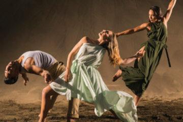 Kiss The Sky – The New Zealand Dance Company