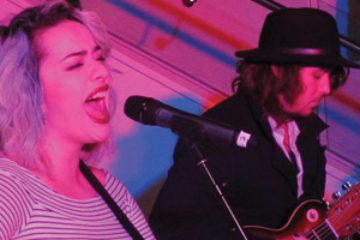 Taylah Barker & Luke
